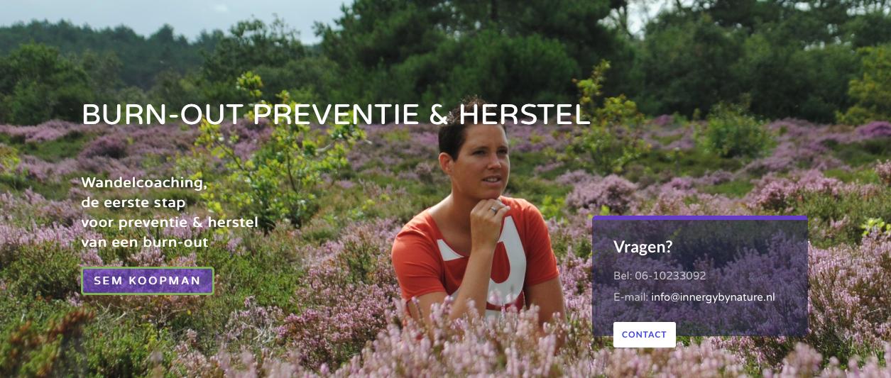 Burn-out Preventie en Herstel